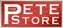 The Pete Store Logo
