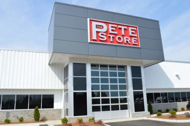 The Pete Store Recently Featured in Upstate Business Journal