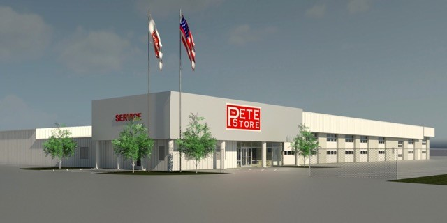 The Pete Store Adds Full Service Location In Hagerstown, Maryland