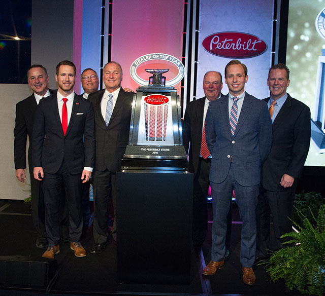 The Pete Store Named 2016 North American Dealer of the Year