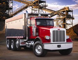Peterbilt ranks highest in customer satisfaction among heavy-duty vocational trucks in J.D. Power and Associates study